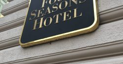 four seasons Prague, Prague hotel