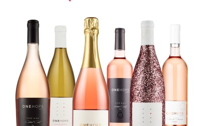 Drink Pink with One Hope Wine