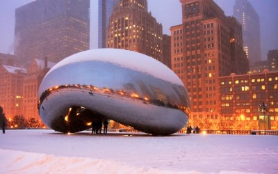 Winter fun in the Windy City: Travel Tuesday
