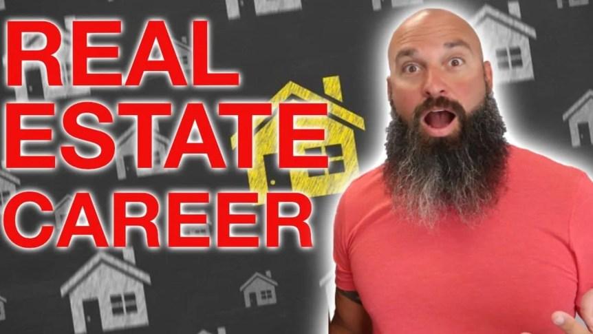 dont get a real estate license