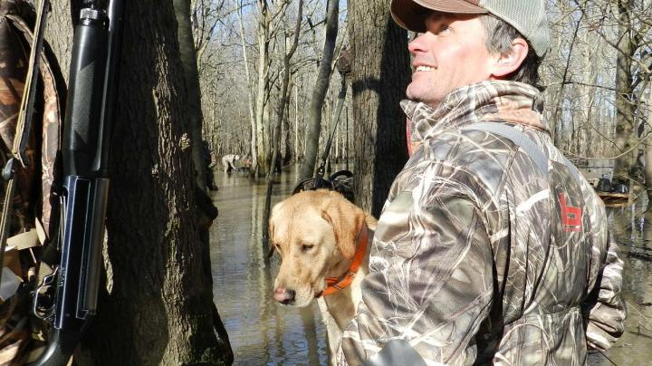 Duck Hunting In Stuttgart Ar