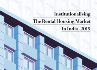 Institutionalising The Rental Housing Market In India -2019