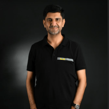 Rajesh Binner, Founder and CEO, YieldAsset Real Estate Tech Pvt Ltd