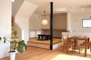 畳 デザイン LDK和室