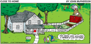 purchase a house