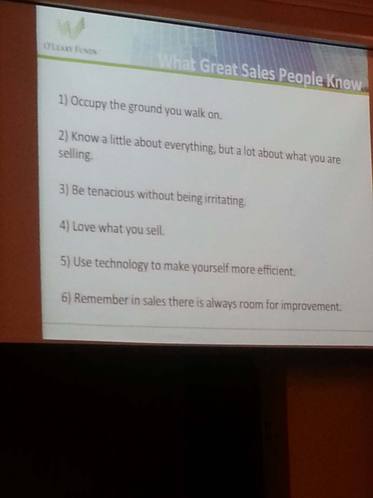 What Great Sales People Know (2)