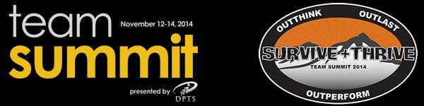 DPTS Team Summit 2014