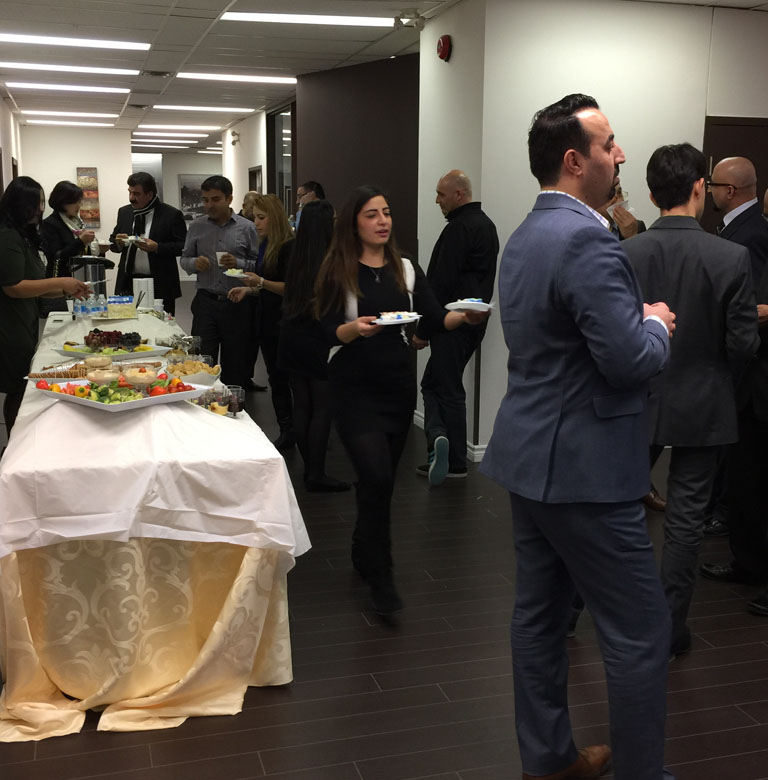 Realty Point Launch Party