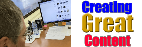 Creating Great Content for Your Website