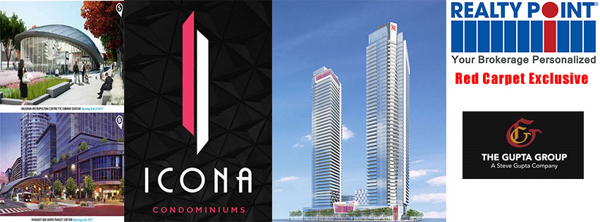Realty Point Icona Condos Red Carpet Exclusive