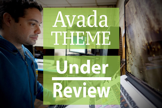 Avada Theme Review coming soon!