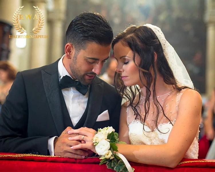 bouquet sposa lecce