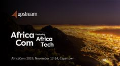 Upstream to showcase its suite of mobile products at AfricaCom