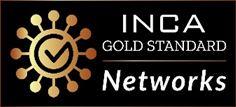 Gold Standard Quality Mark Scheme Accreditation logo - Networks