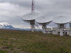 The Amachuma Ground Station, Bolivia