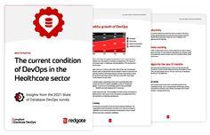 Redgate Healthcare whitepaper