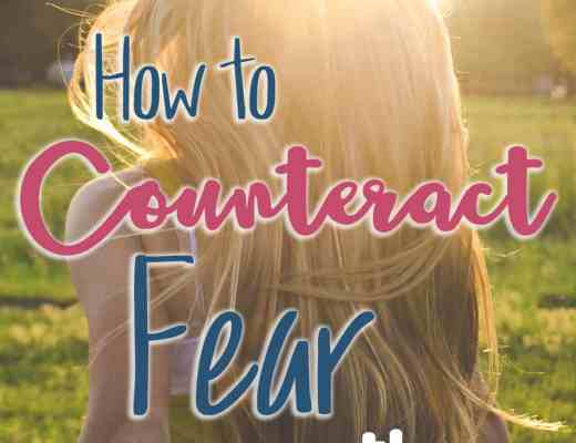 A little courage over here, please! Are you a fearful person? Do you struggle to make the next move? How to confront fear with courage.