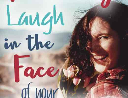 How to actually laugh at your unknown future. Are you scared, tired, sick, or just plain anxious about the future? Here's how YOU can LAUGH at the future!