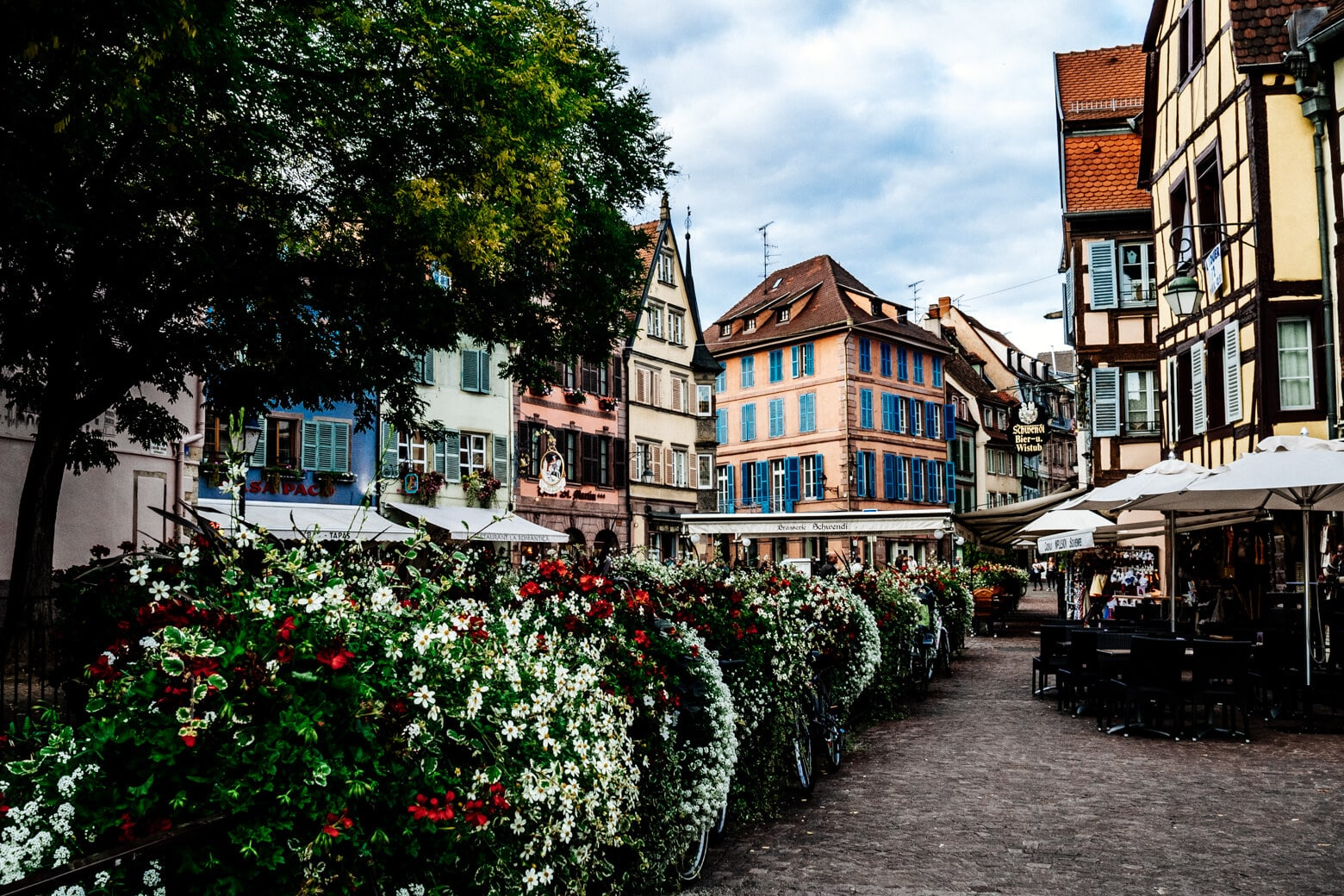 snapshots of colmar france the