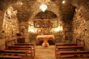Saint Ananias chapel