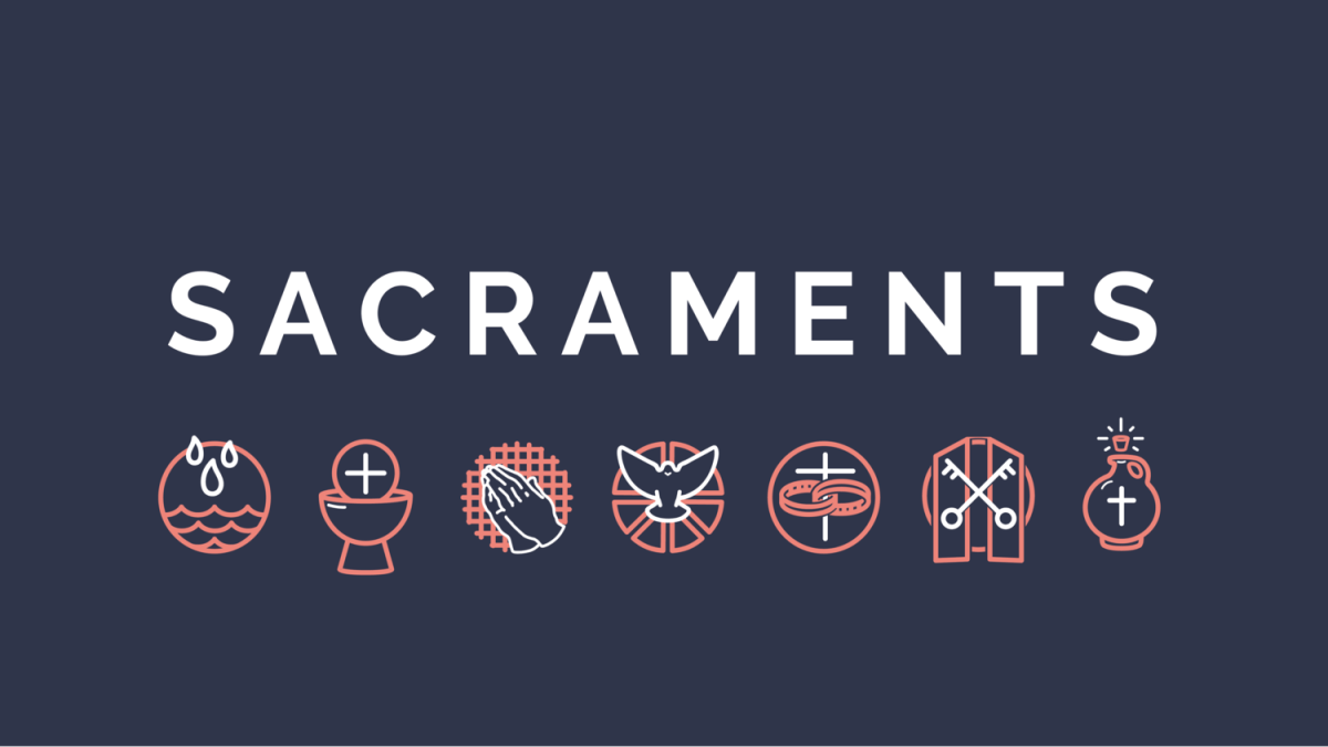 A Three-Step Approach To Explaining the Sacraments To Protestants