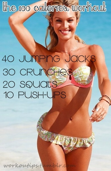 25 Quick Workouts