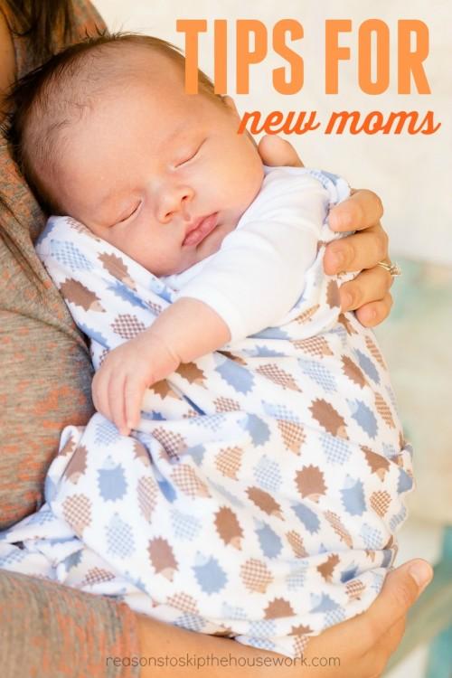 tips for new moms