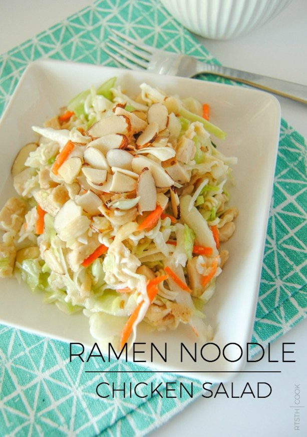 ramen noodle chicken salad