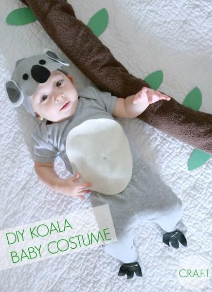 Koala-costume