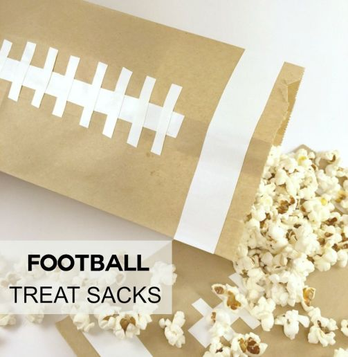 football-treat-bags