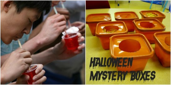 halloween party games