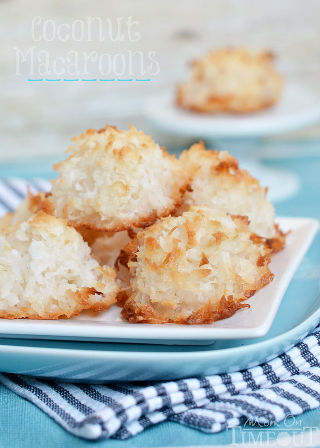 Coconut Macaroons: Hanukkah Treats: Whip up one of these traditional treats to celebrate Hanukkah.