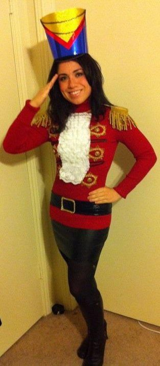 Nutcracker Sweater: If you are attending an ugly Christmas sweater party this year, we have got you covered! Here are 25 Ugly Christmas Sweater Ideas for you to use as inspiration.