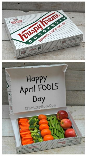 April Fool's Day Pranks