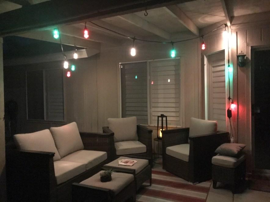 Multi Enbrighten Seasons Color Changing Café Lights