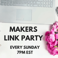 Makers Link Party #140
