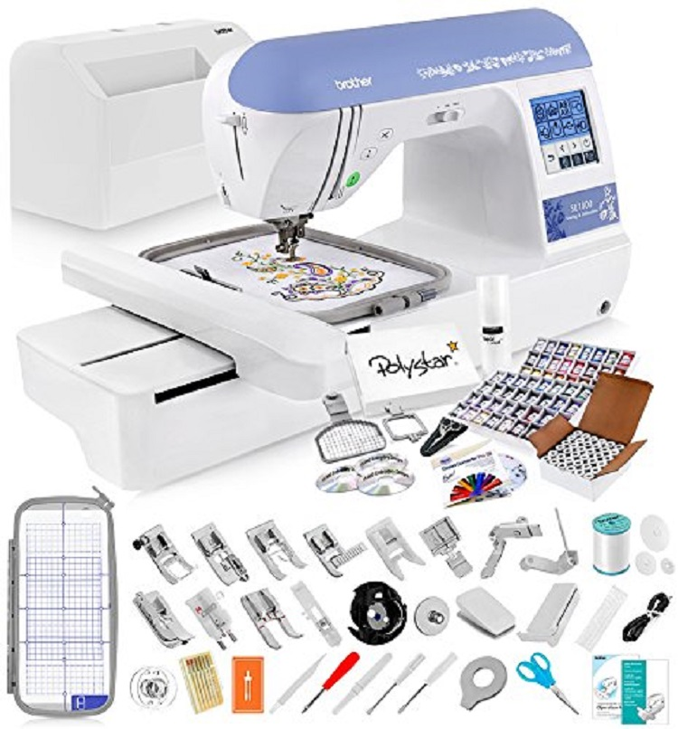 Brother SE1800 Sewing and Embroidery Machine - REASONS TO