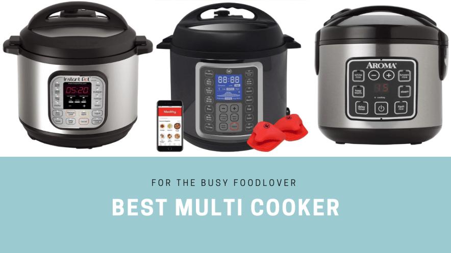 top 3 best multi cooker