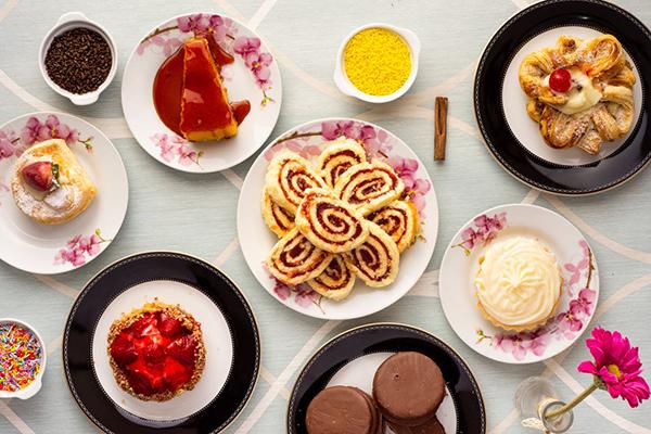 dessert foods