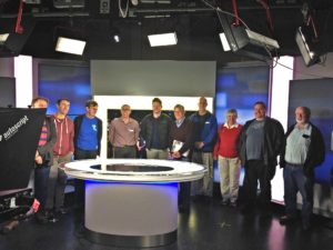 REAST Members visit ABC (Photo: VK7TW)