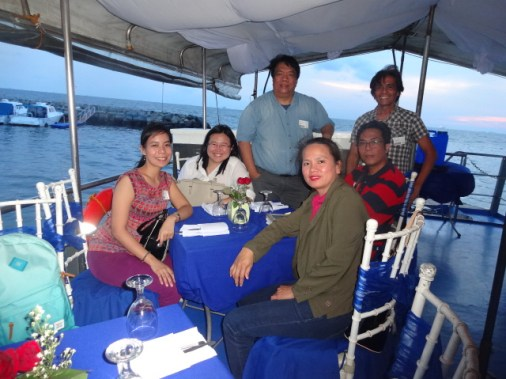 REBAP Makati members attended Regus Philippines site orientation together with Lamudi at Times Plaza Building, United Nations Avenue Manila last September 1, 2016. Then participants had a site tour of Intramuros Manila and a dinner cruise along Manila Bay.