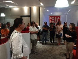 Last October 26, 2016, REBAP Makati Members Meeting RMMM was held at Regus Zuellig Building Makati office. CRB Great Ancheta shared his knowledge on online marketing solutions. Our appreciation to our business partners, Regus Makati, Megaworld Alpha and BDO.