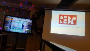 REBAP Makati Christmas Party and Election was held last December 6, 2016 at Conti's Bakeshop & Restaurant Greenbelt, Makati City.
