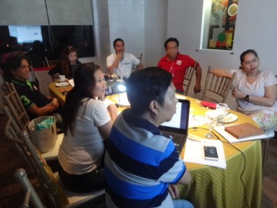 REBAP Makati Board of Trustees and Officers BOTO Strategic Planning for 2017 was held last January 20, 2017 at Bistro Eleven AIM Building, Makati City.