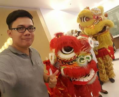 Chinese New Year CNY 2017 Open House at 100 West Makati Filinvest last January 27, 2017.