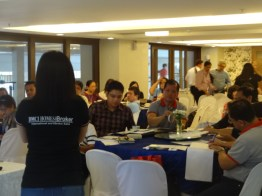 REBAP Makati members attended DMCI OneREBAP Foundation Training / Accreditation Seminar at Flair South Tower Mandaluyong City last March 29, 2017.