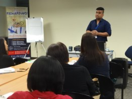 Last April 10, 2017, REBAP Makati members attended Filinvest Brokers' Orientation Program B.O.P. at Filinvest Brokers' Centre 14th floor San Miguel Properties Centre in Ortigas.