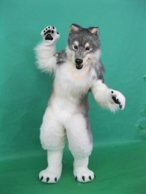 シベリアオオカミ