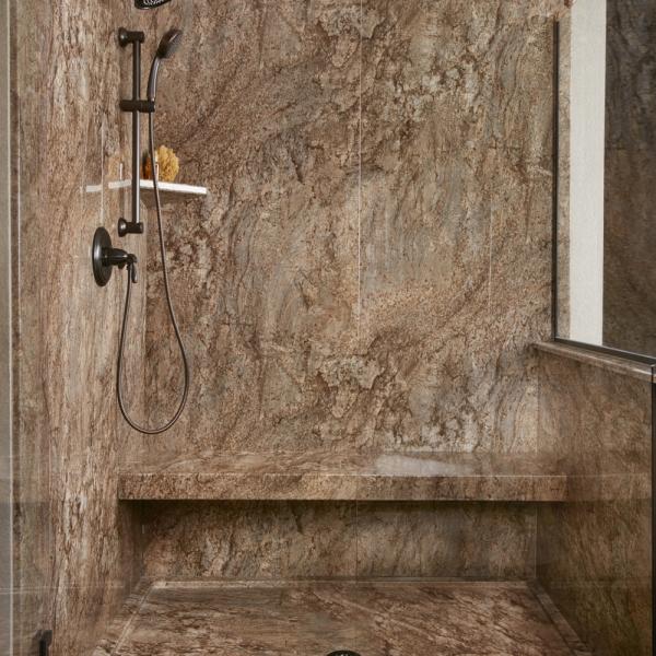 Bathroom Shower Remodeling Re Bath