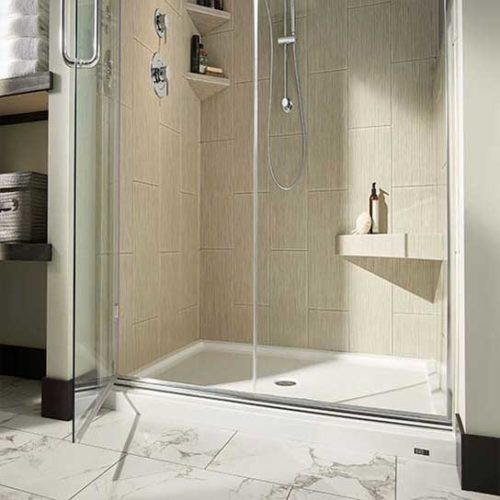 Walk In Bathtubs And Showers Aging In Place Bathroom